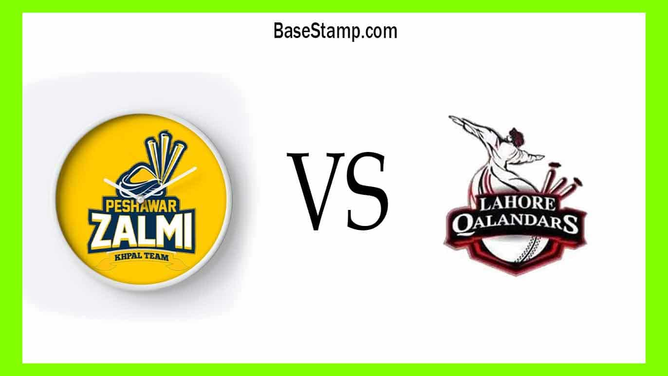 Lahore Qalandars vs Peshawar Zalmi Predictions, Live Score, Head To Head Match